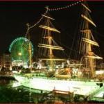横浜開港祭の花火を楽しむおすすめ穴場スポットを紹介!車で来る人も必見!