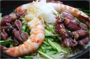 冷やし中華レシピ