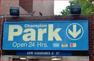 都内駐車場