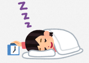 なかなか寝付けない時の対処法
