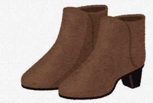 夏の靴の匂い対策